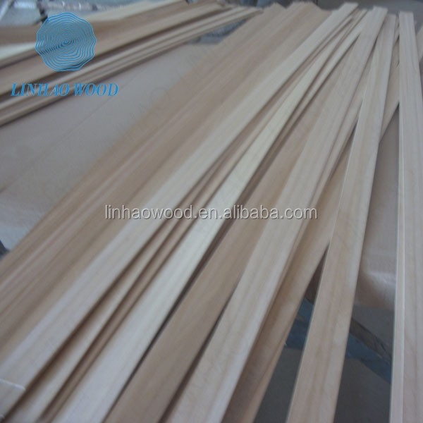 Customized Size Thin Wood Strips Buy Thin Wood Strips