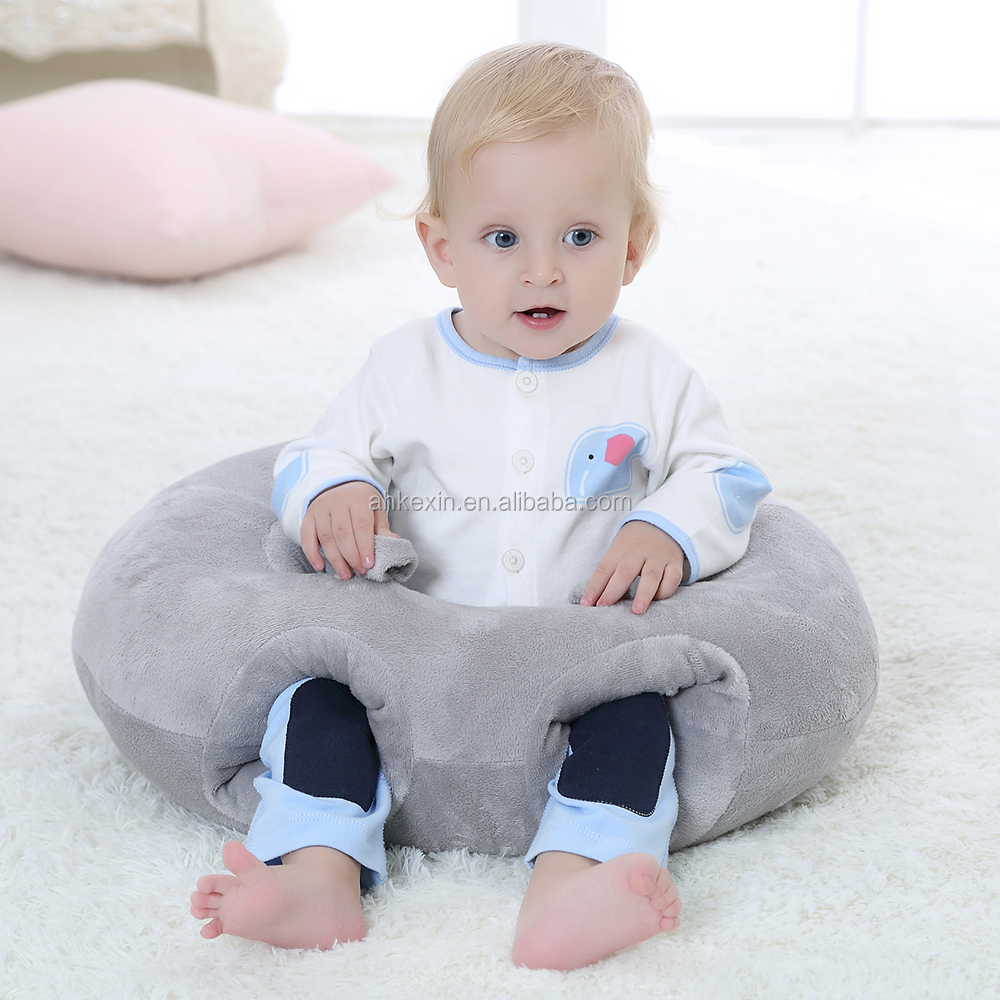 wholesale soft warm baby sofa cushion for sitting up