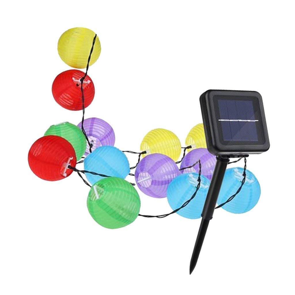 Baoblaze LED String Lights, Waterproof LED Fairy Lights, Outdoor Lights Solar Powered String Lights, Decorative Lighting for Home, Garden, Party, Festival - Multi-color