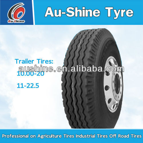 700-15 750-16 10.00-20 11-22.5 Nylon Trailer Tires