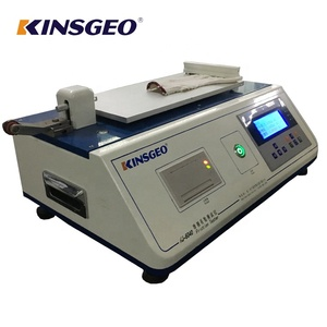 2019 New Model Coefficient of Friction and Wear Tester