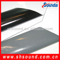 High quality self adhesive transparent sticker paper