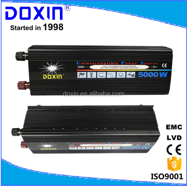 Factory wholesale 5000w <strong>dc</strong> 12v ac 220v solar power inverter circuit diagram with ups charger