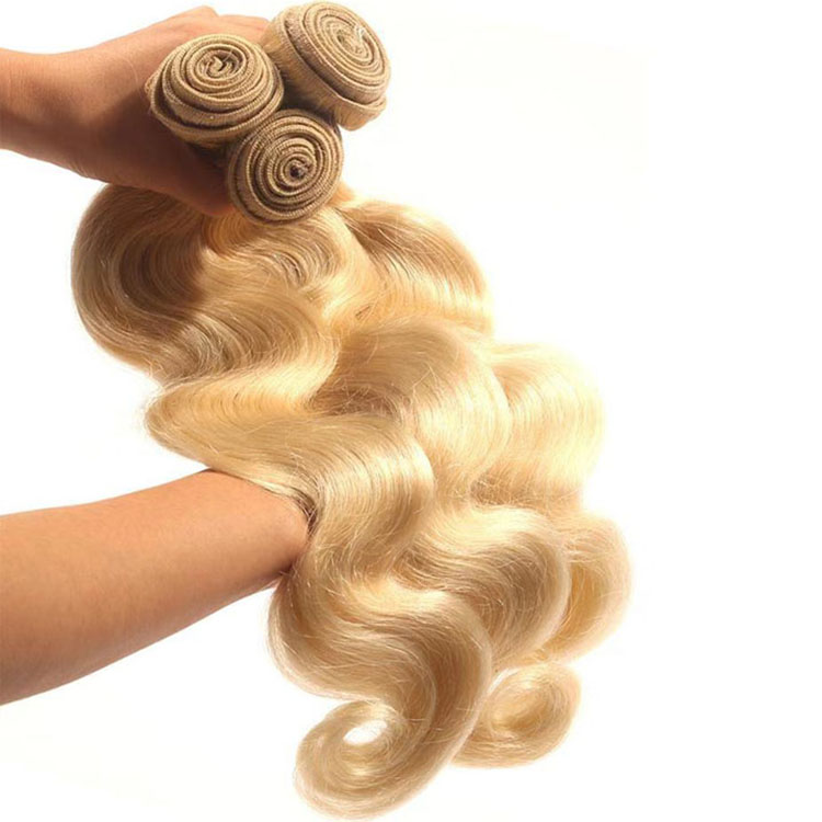 Overnight delivery human hair wig full lace russian virgin cuticle aligned 613 blonde hair weave bundles with frontal