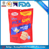 Plastic cookie pouch/Cookie packaging/Plastic food packing