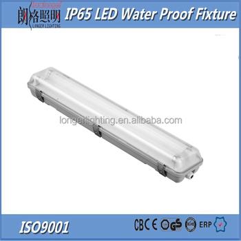 ip65 2x18w tri proof light fluorescent light fixture buy