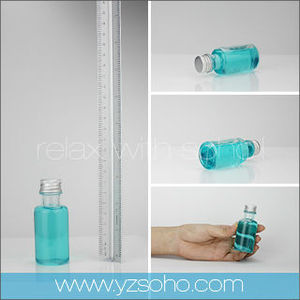 Small Cute Hotel Bath Liquid Bottle
