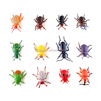 The simulation plastic mini rc flying insect toy