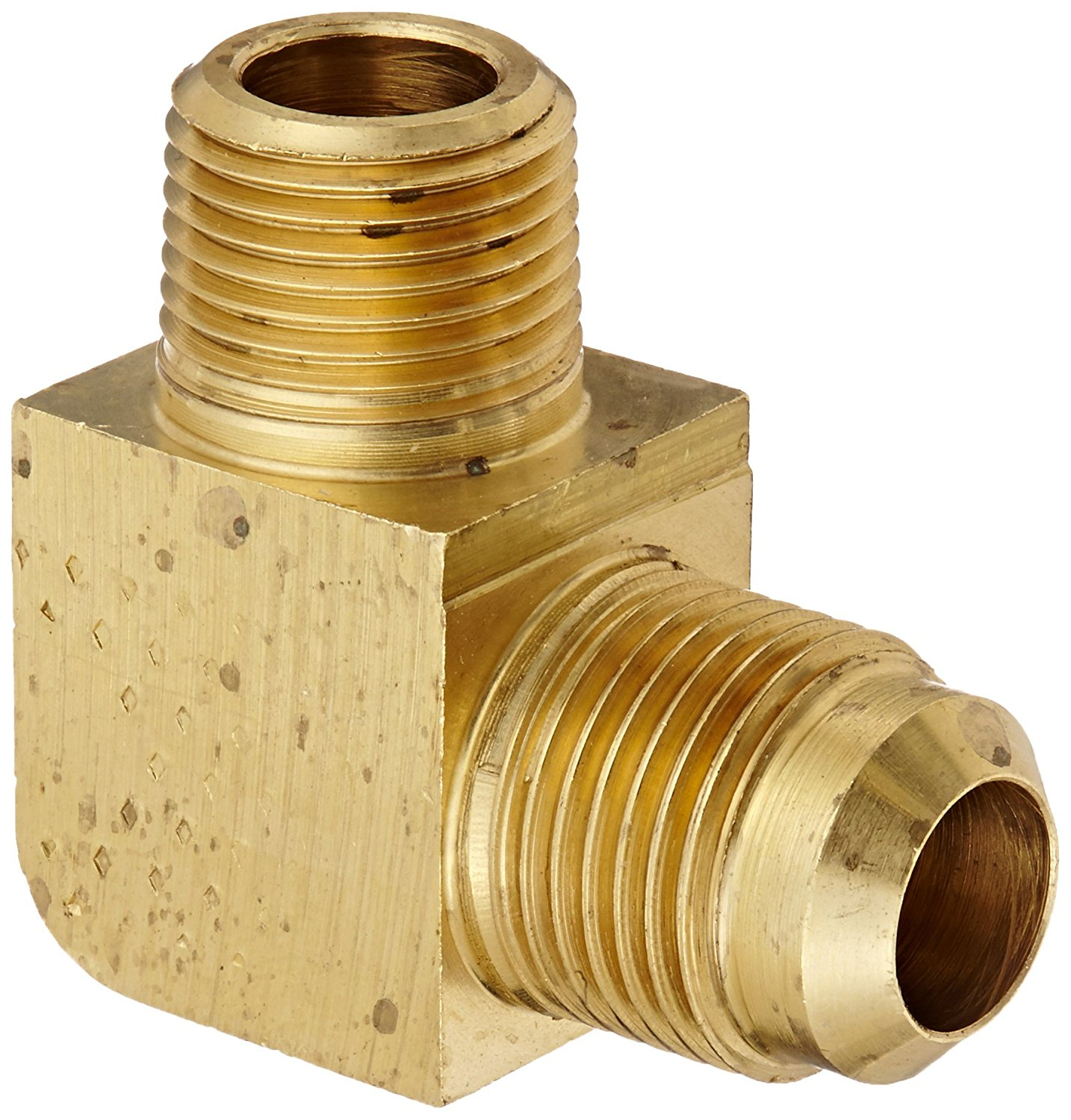 Dixon 1//2 Brass Male Connector SAE 45 Degree Flare Fitting 48F-6-8