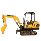 Good Price China New Small Crawler Hydraulic Excavator