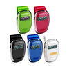 Digital Cheap Logo Peodometer/solar power pedometer/portable Step counter calorie pedometer