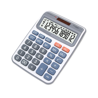 desktop calculator manufacturer dual power calculator