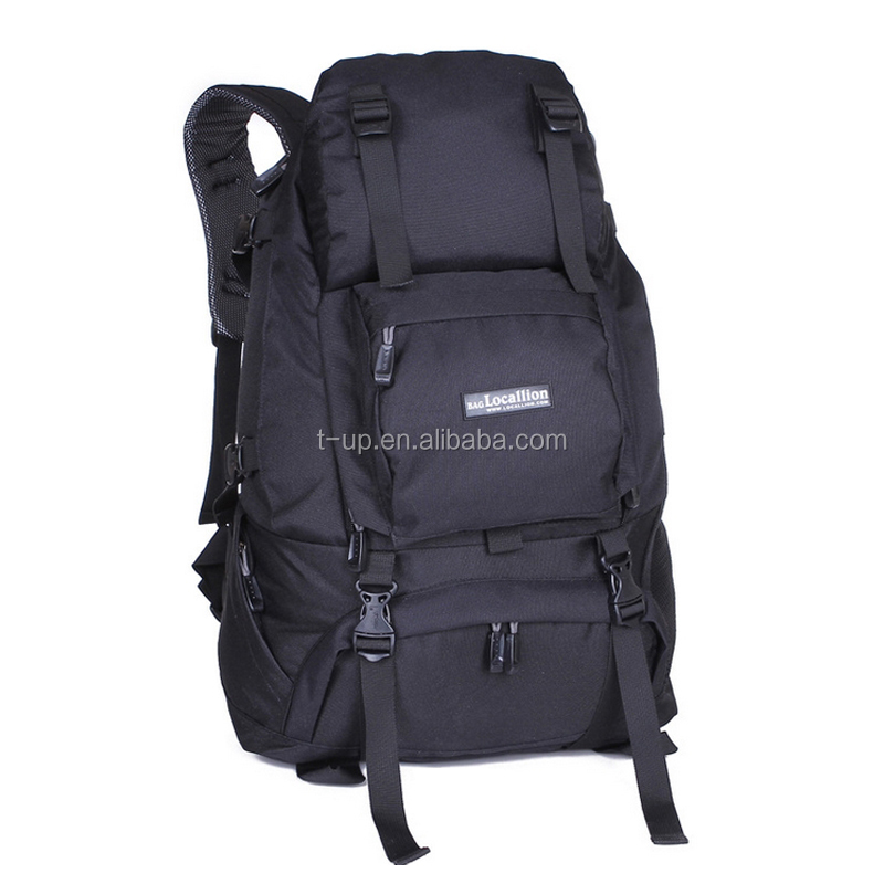 2017 popular china Mens Sports Travel mountaineering bag backpack
