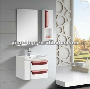 Hanging Red Corner Shelf Mdf With Mirror Cabinet Buy Cabinet Bathroom Corner Sink Vanity