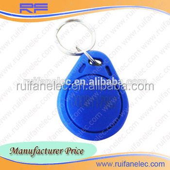 NEW best price supermarket pvc smart rfid card