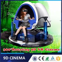 2016 Cinema Theater Equipment 9D Egg VR Cinema 9D Cinema Kino For Sale