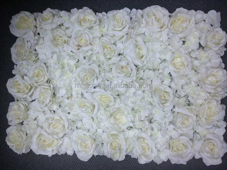 wefound artificielle fleur toile de fond fleur mur pour. Black Bedroom Furniture Sets. Home Design Ideas