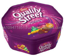 Quality Street Confectionery Plastic Tub 780g