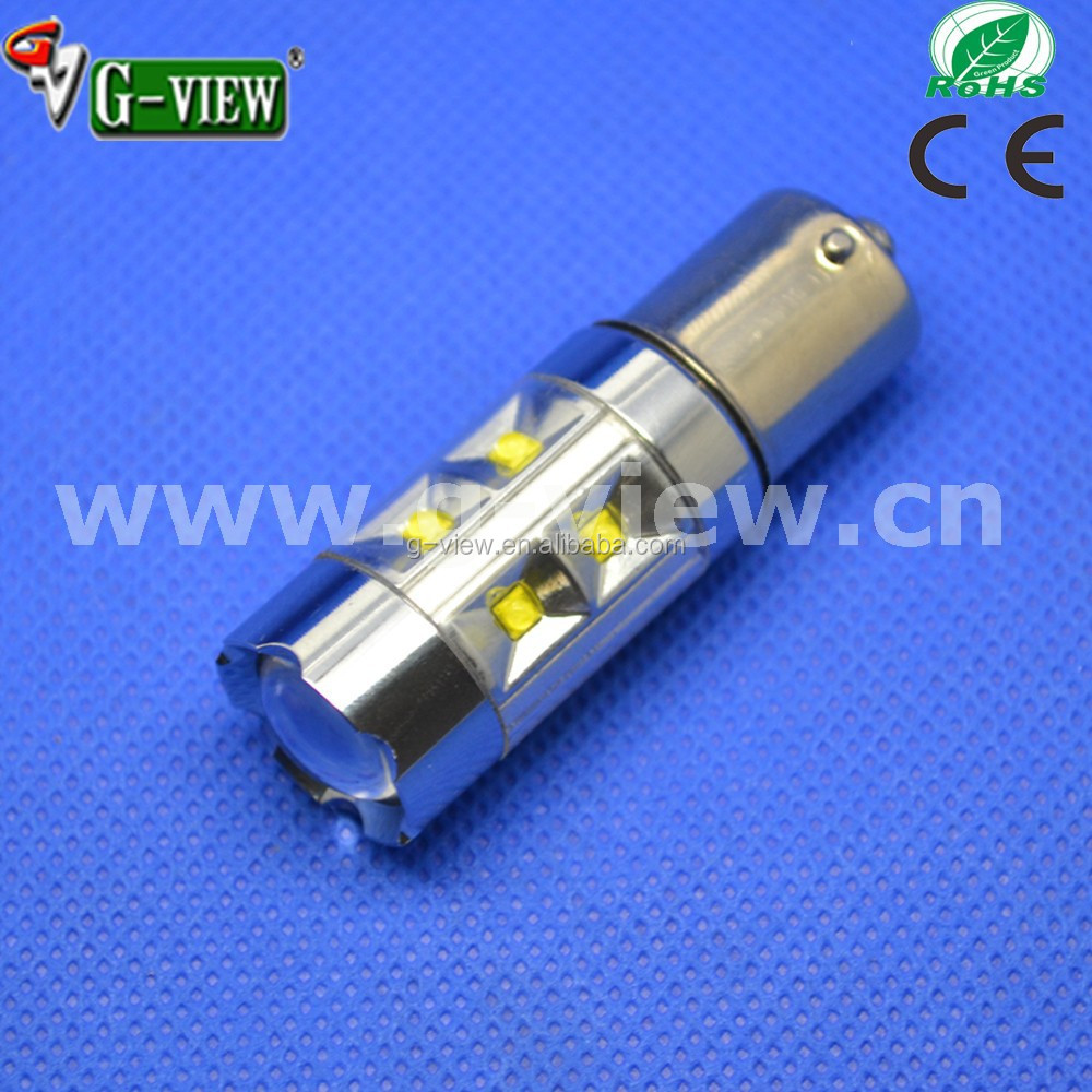 auto led bulb 1157 40w creechip turn brake led car bulb ba15d