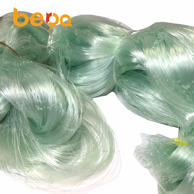 High quality hand cast nylon monofilament fishing nets