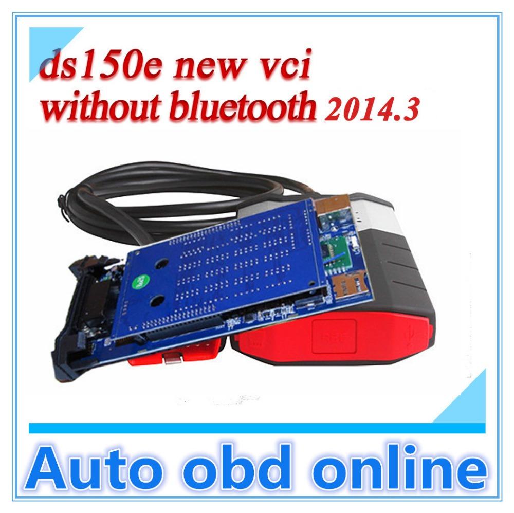 2014 лучшие цены! Ds150e TCS cdp плюс сканер инструменты + новые 2013. R3 программного обеспечения для автомобилей и грузовиков 3 в 1 ( 2 шт. ) DHL бесплатная доставка