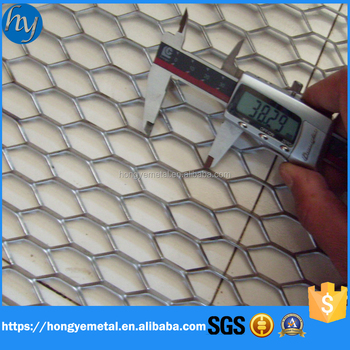 Hot Dipped Galvanized Wire Mesh/aluminum Expanded Mesh Plate ...