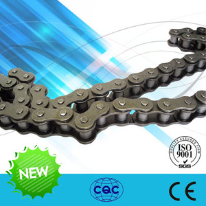 YAOXIN High quality motorcycle chain colour sliver chain 520-120