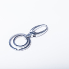 Hot selling high standard custom car key hanger keychain