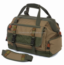 Fishpond Bighorn Kit Bag Silt Fly Fishing Rustic Durable Gear Duffle Canvas