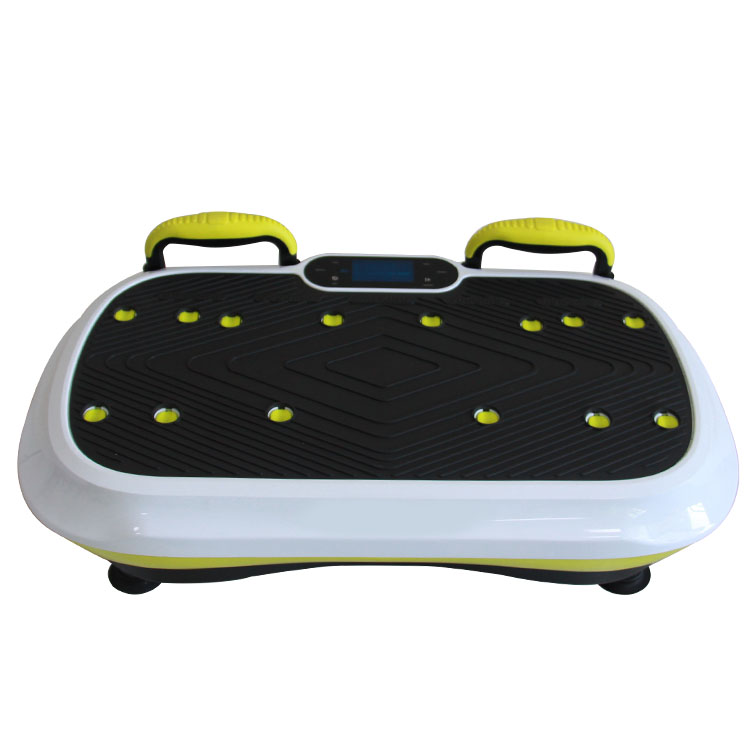 Wholesale Body Massage Machine Vibration Plate, Commercial Vertical Power Body Gym Equipment Crazy Fit Massage Vibration Plate