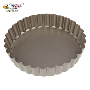 DH007 Hot Selling Metal Muffin Tray Cast Iron Baking Cake Mold,Non Stick Baking Cake Pan