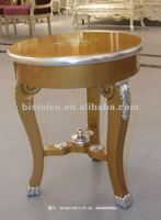 Small round end table,classic european coffee table,tea table(B50709)