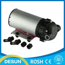 DIP-130 12V24V 1.7LPM 130PSI DC self-priming diaphragm pump/ surgeflo electric self-priming pump sprayer for garden,etc.