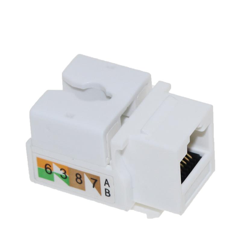 Reasonable Aucas High Speed Utp Cat5e Connector Plug 8p8c Network Modular Plug Connector Cat5e Unshielded Modular Rj45 Plug Terminals 50% OFF Computer Cables & Connectors