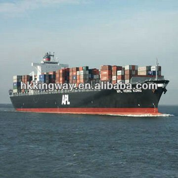 Ocean freight forward from Shenzhen China to Oran Algeria