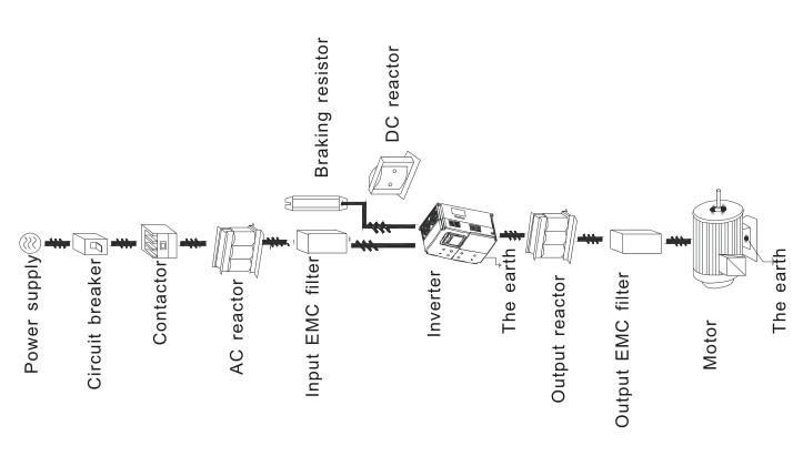 winston motor soft starter  230 v monofase convertitore di