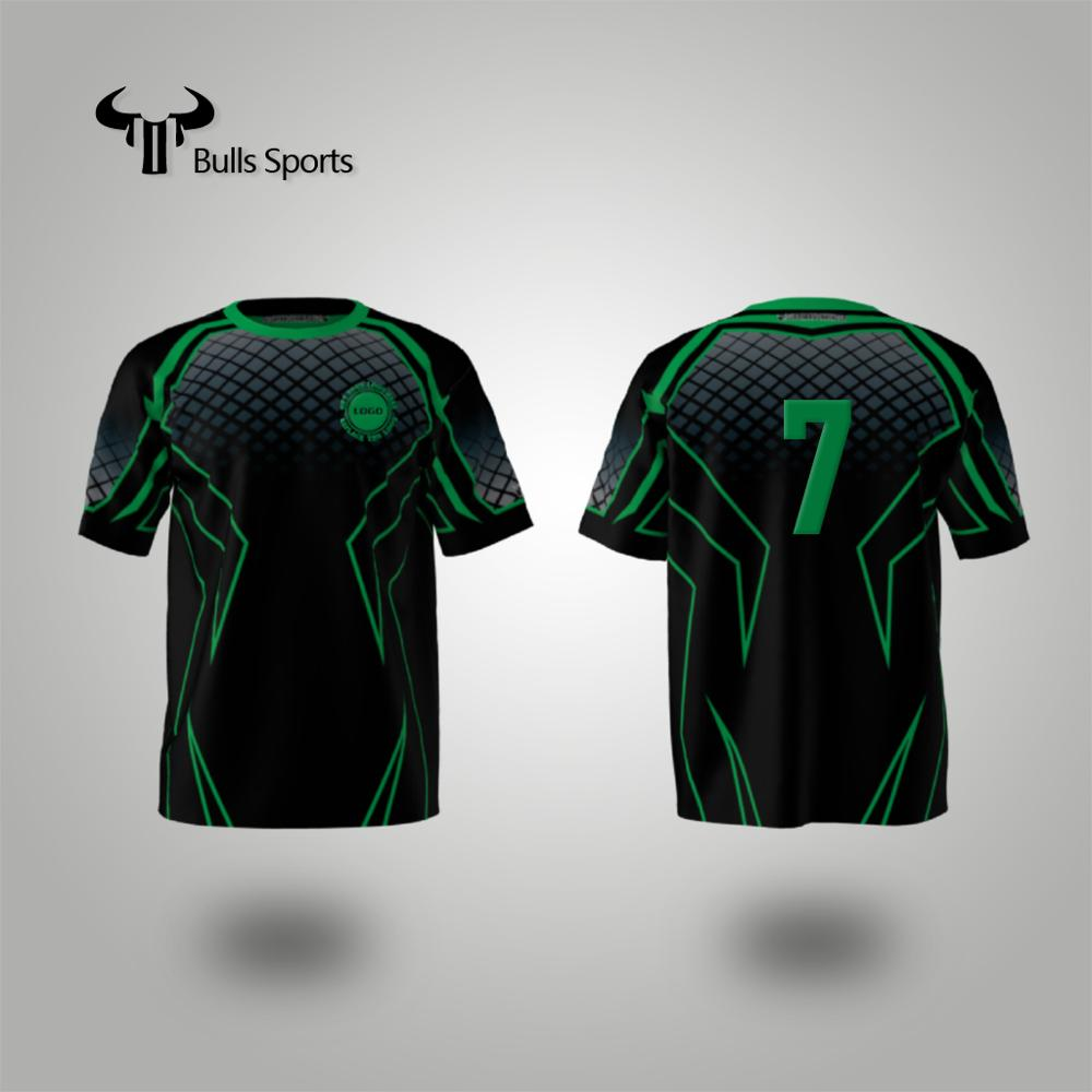 Custom made cheap sublimated printed softball training jerseys