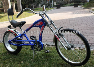 24 inch hot sale steel frames mens american chopper bicycles