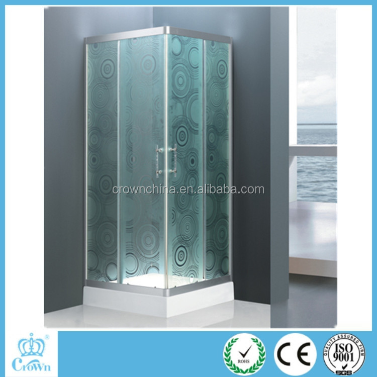 2016 Flexible Small Shower Enclosure Corner Walk In Shower Trays ...