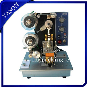 Electric Ribbon Coding Printer Coding machine