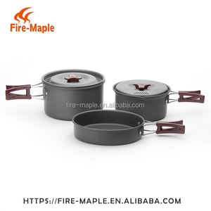 Fire Maple Hard Anodized Aluminum German Style Best Non Stick Cookware Sets Cookware