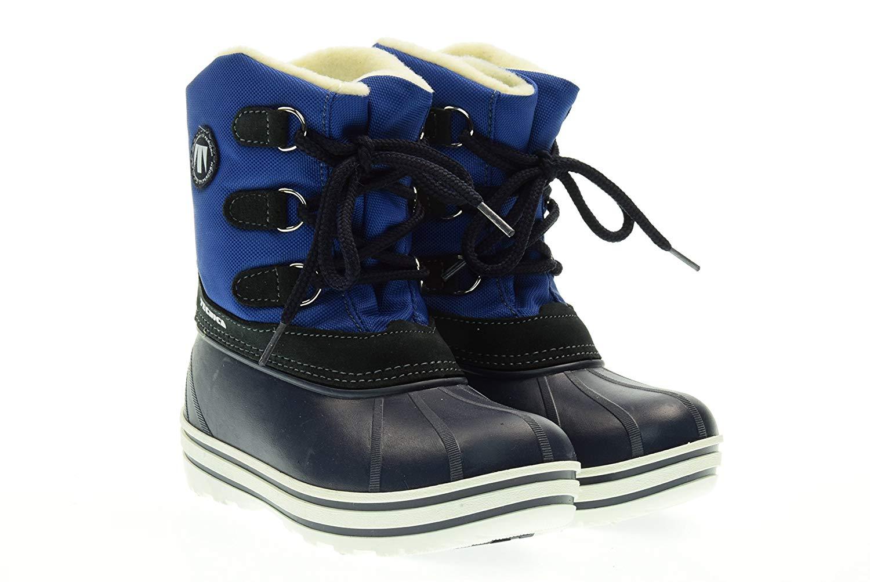 30//34 Lumberjack Kids Junior Boot Shoes River SB00101-011 D01-M0001