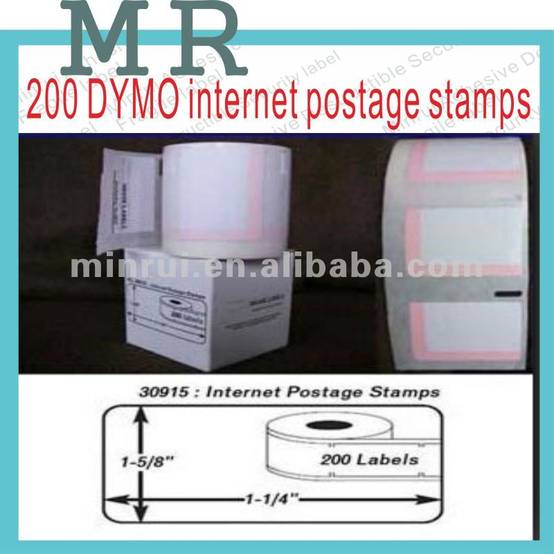 200 DYMO-Compatible Internet Postage Labels,Custom Blank Labels Rolls
