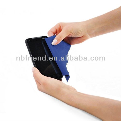 Microfiber Cleaning Cloth for electronic devices