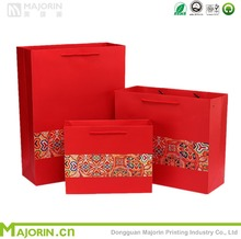 Wholesale Good Price Custom Shopping Gift Paper Bags