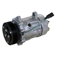 Automotive Air Conditioning Auto AC Compressor For 1H0820803D
