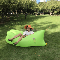2017 New Outdoor Air Sofa Fast Inflatable Sofa Air Lazy Lounger