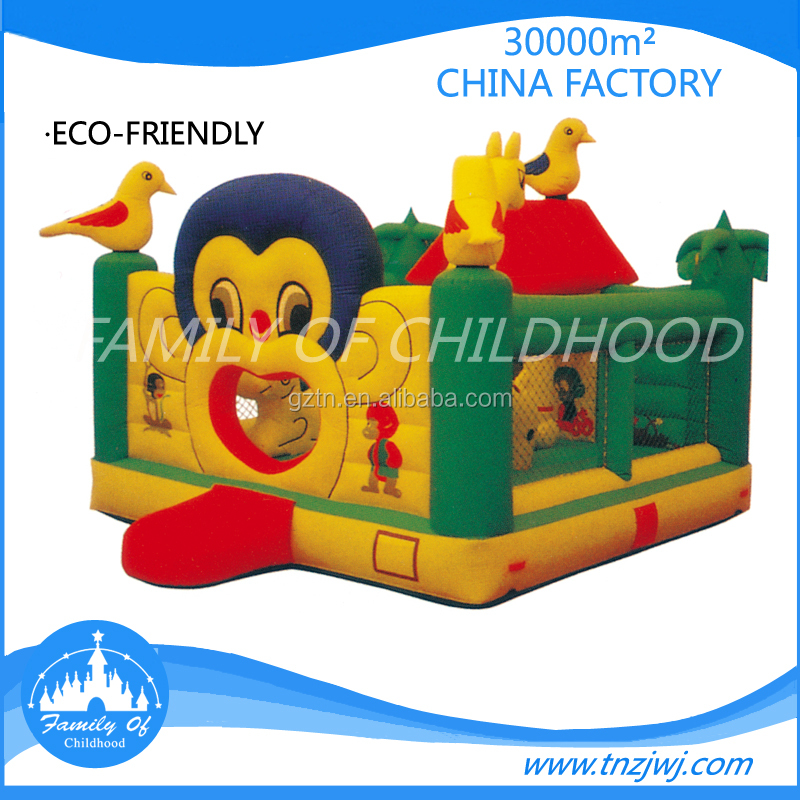 PVC hot sale giant inflatable slide inflatable games wholesalers inflatable toy