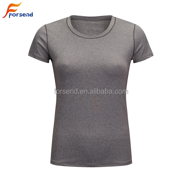 Women's Sports Tops Quick Dry Breathable Sport Shirt Clothes Yoga Running Jersey Gym Training