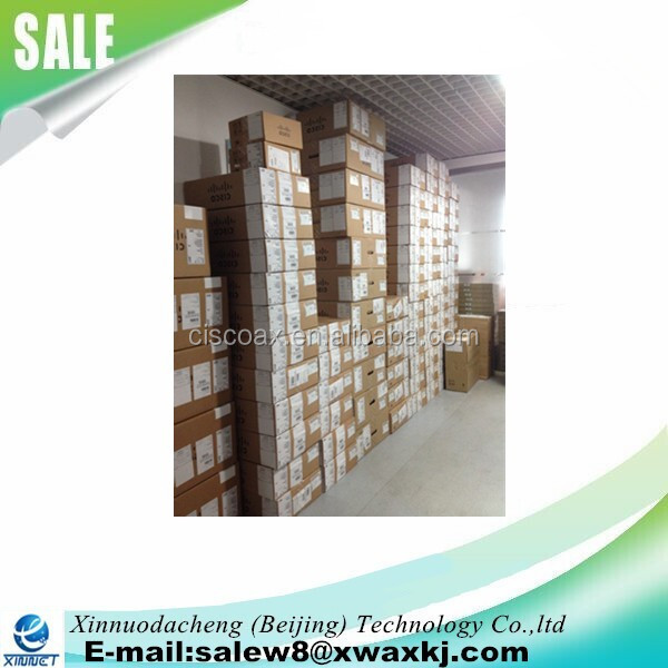 Stocked Cisco Switch WS-C3560G-24TS-S